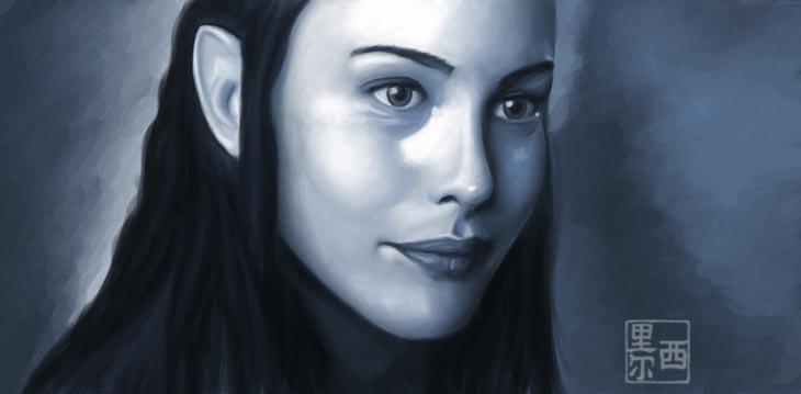 elf, красивая девушка, фото, обои для рабочего стола, эльф