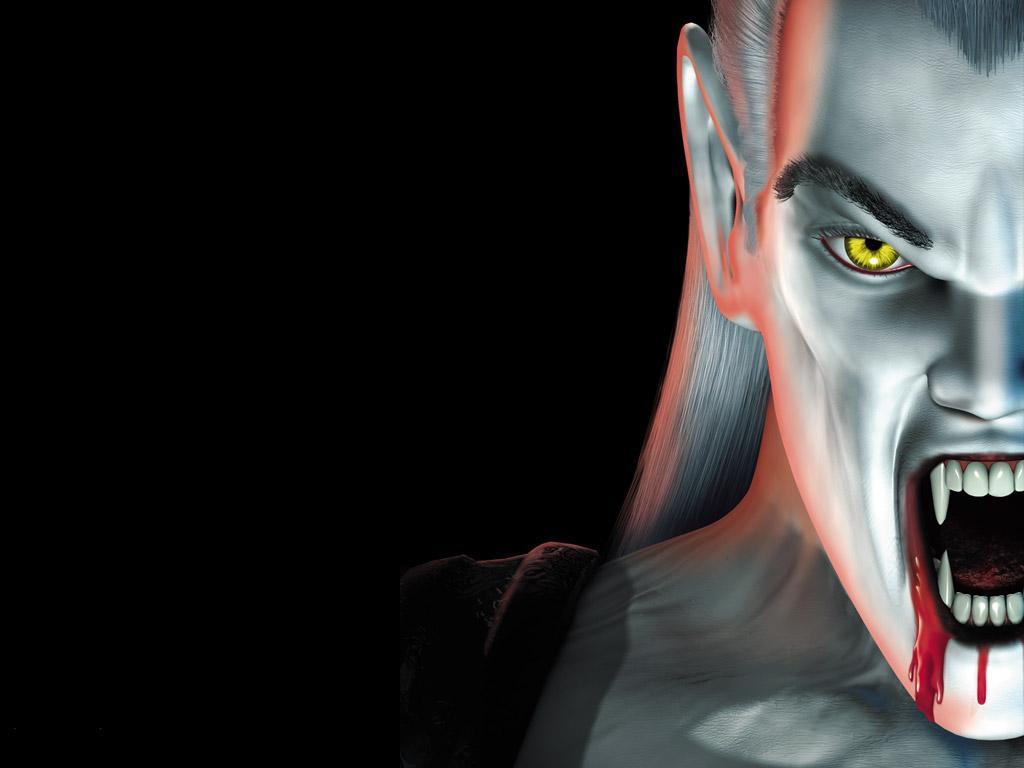 вампир скачать фото, обои для рабочего стола, скачать, темный эльф, dark elf