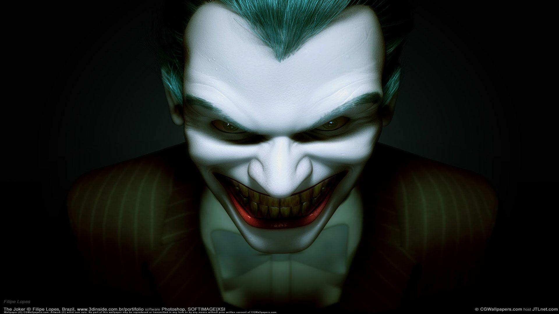 вампир, уродская ухмылка, скачать фото, обои для рабочего стола