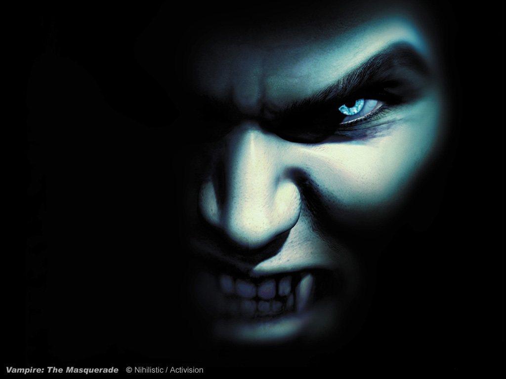 Вампир в сумерках, фото, обои для рабочего стола