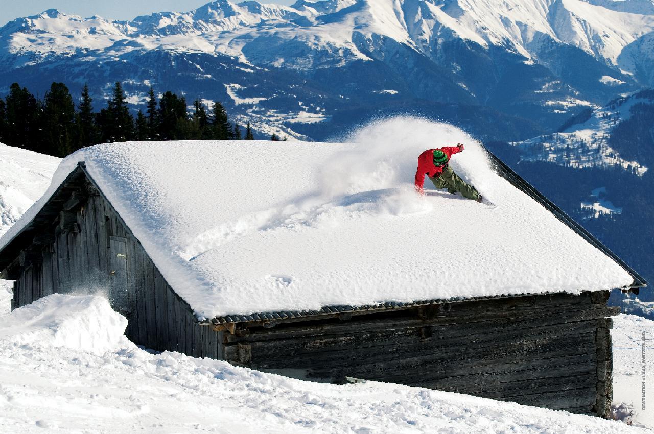 зима, сноуборд, скачать фото, обои для рабочего стола
