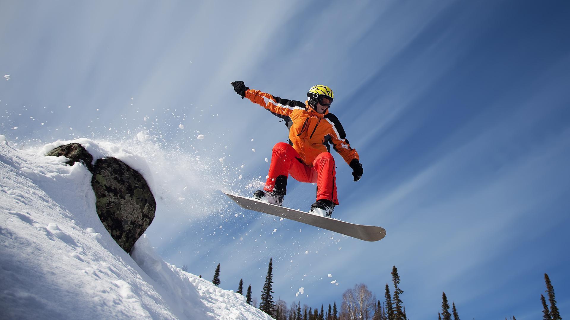 snowboard wallpaper, скачать фото обои для рабочего стола