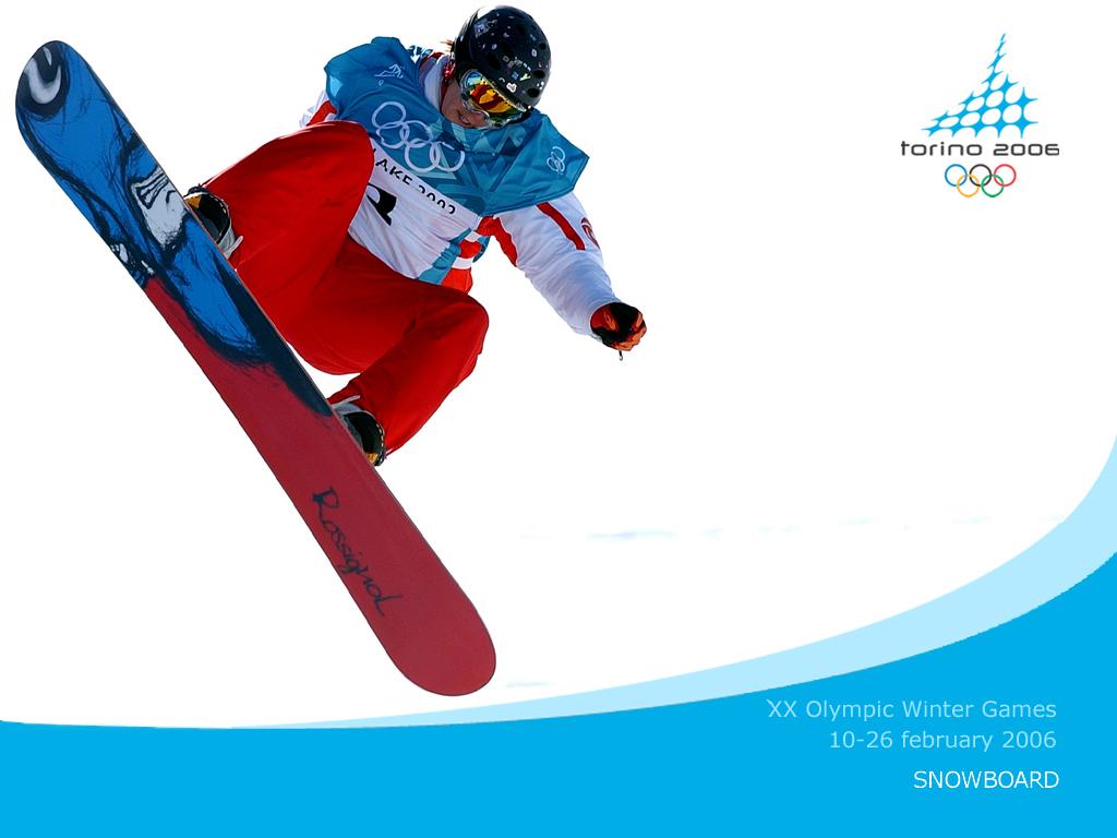 olympic games wallpaper, скачать фото, обои для рабочего стола, сноуборд