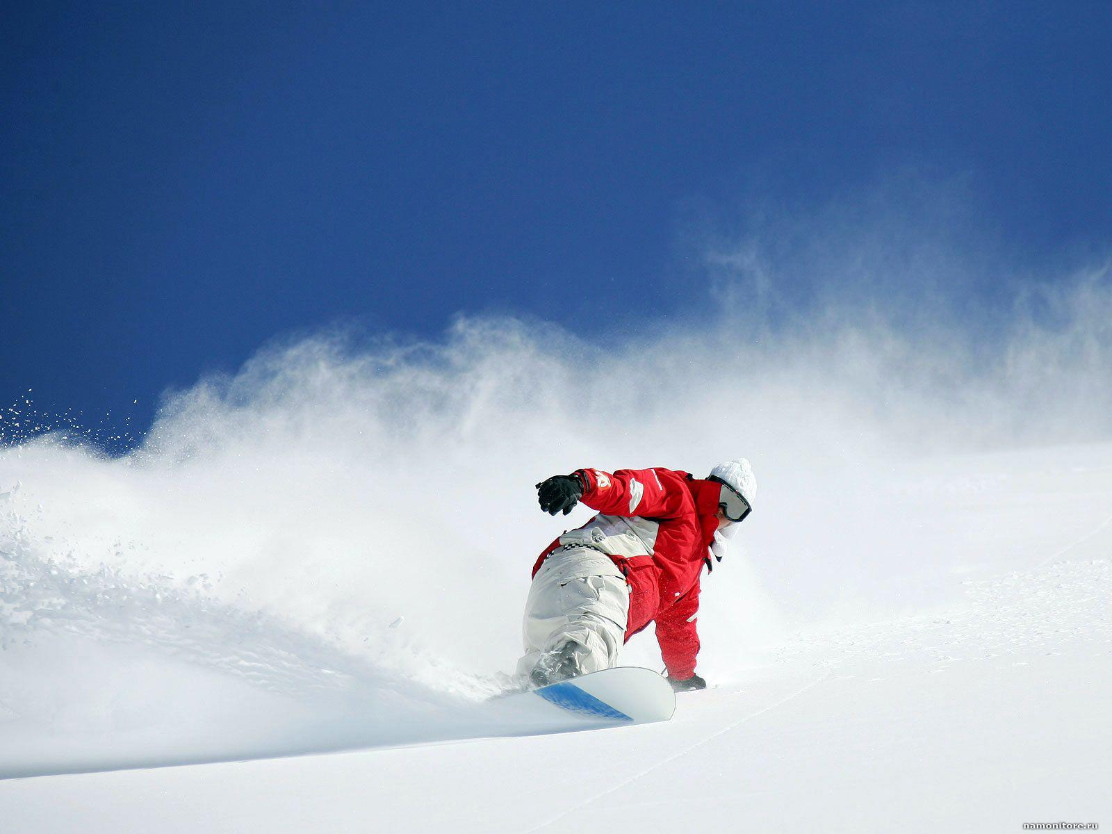 сноуборд, скачать фото, обои на рабочий стол, snowboard wallpaper