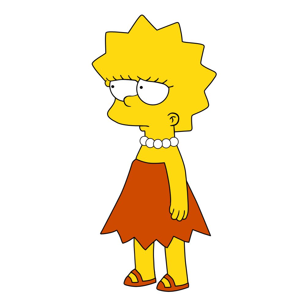 Lisa Simpson Simpsons Wallpapers