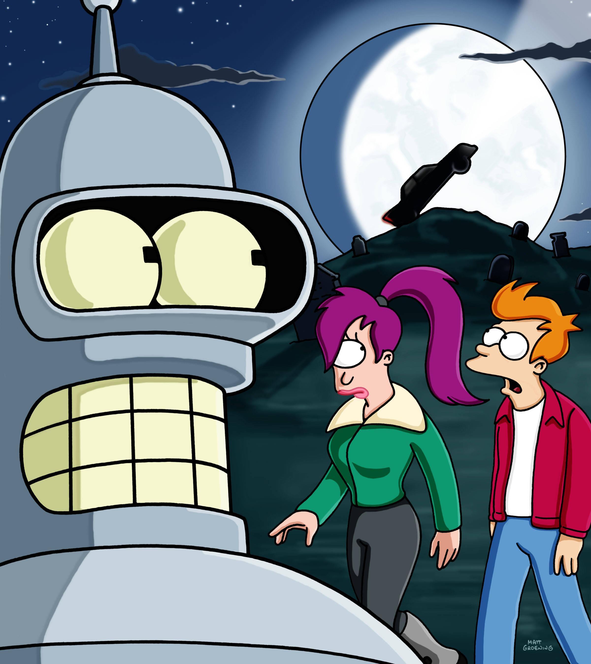 Futurama wallpaper, Bender, фото, обои для рабочего стола, скачать, Футурама мультфильм