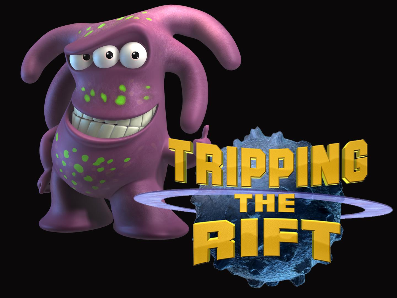Шок, Chode, Tripping the Rift, улетный космос, Расплющенный космос, мультфильм, обои для рабочего стола