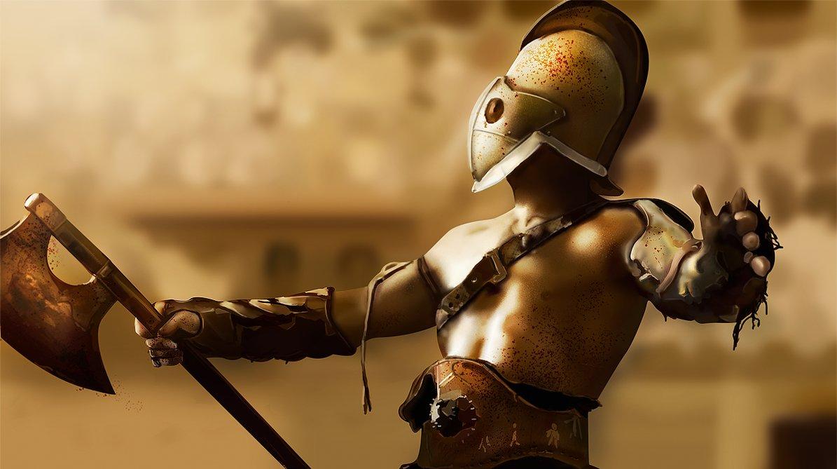 обои для рабочего стола, гладиатор, gladiator