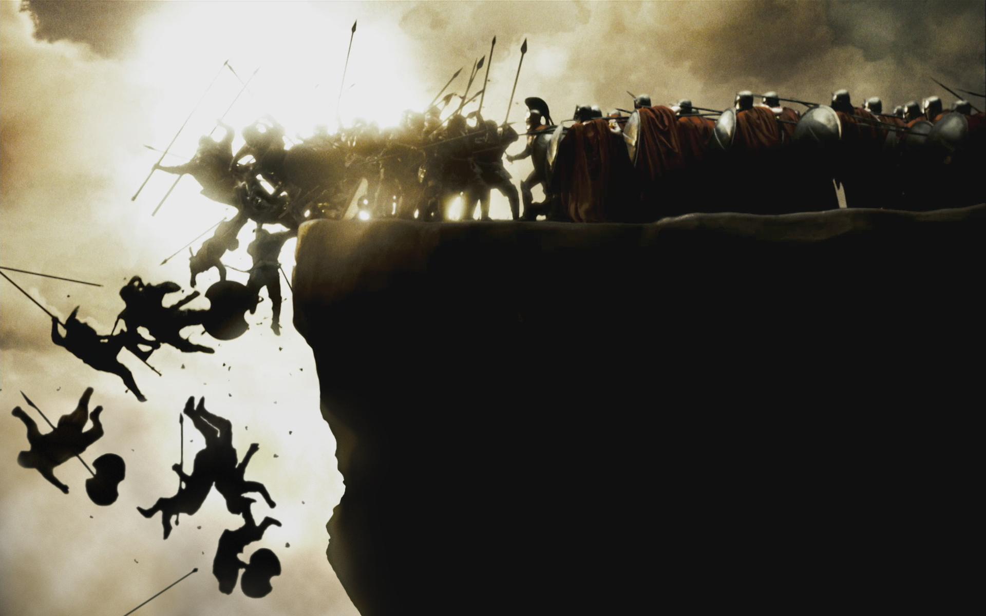 фильм Спарта, 300 спартанцев, обои для рабочего стола, скачать фото