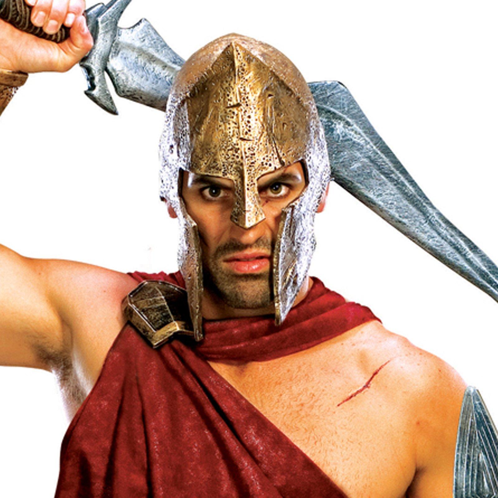 спартанец с мечом, фото, обои для рабочего стола