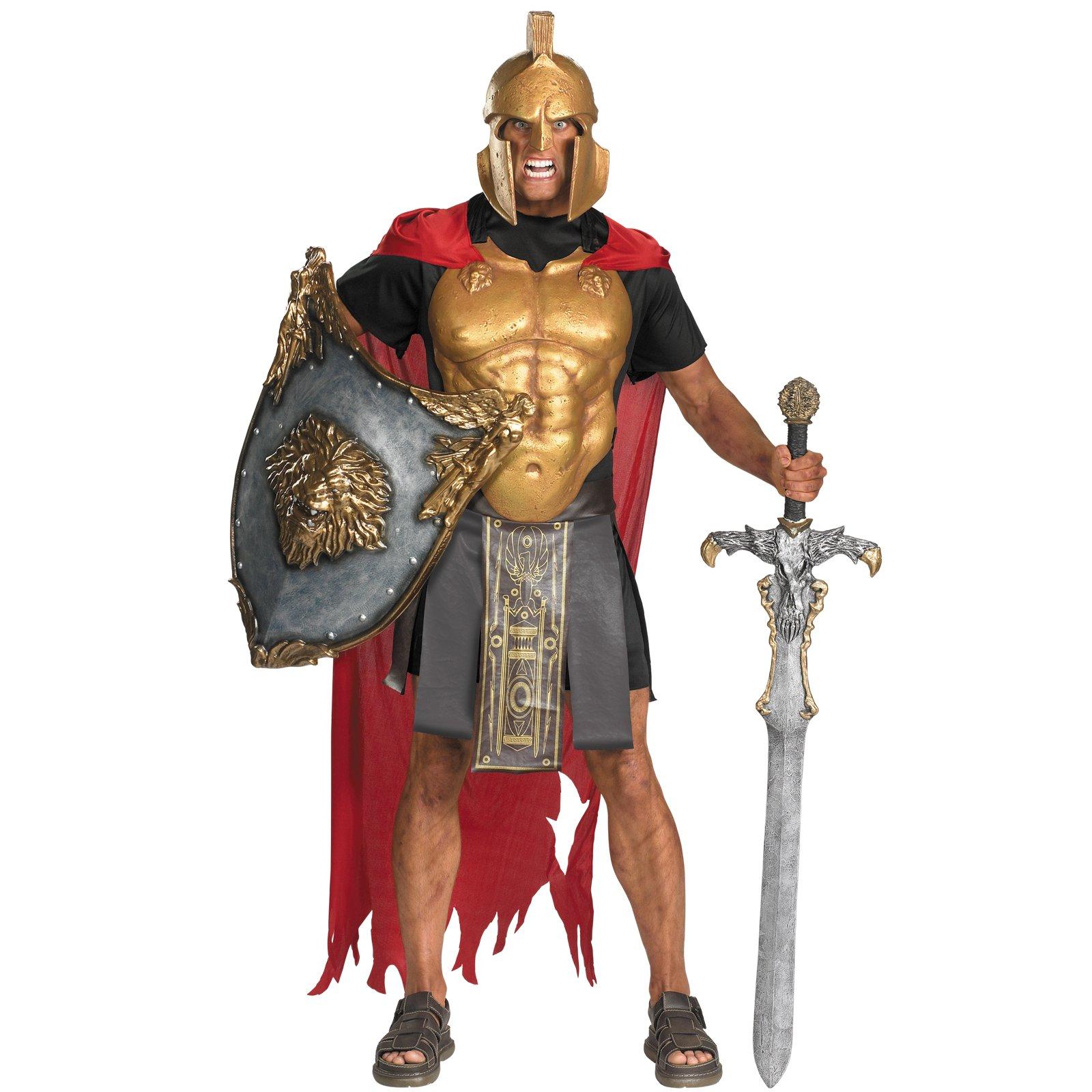 римский легионер, рисунок, клипарт