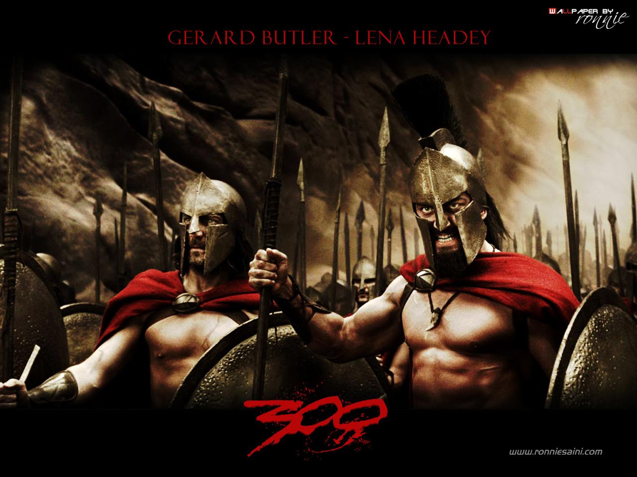 фильм 300 спртанцев, обои на рабочий стол, Спарта