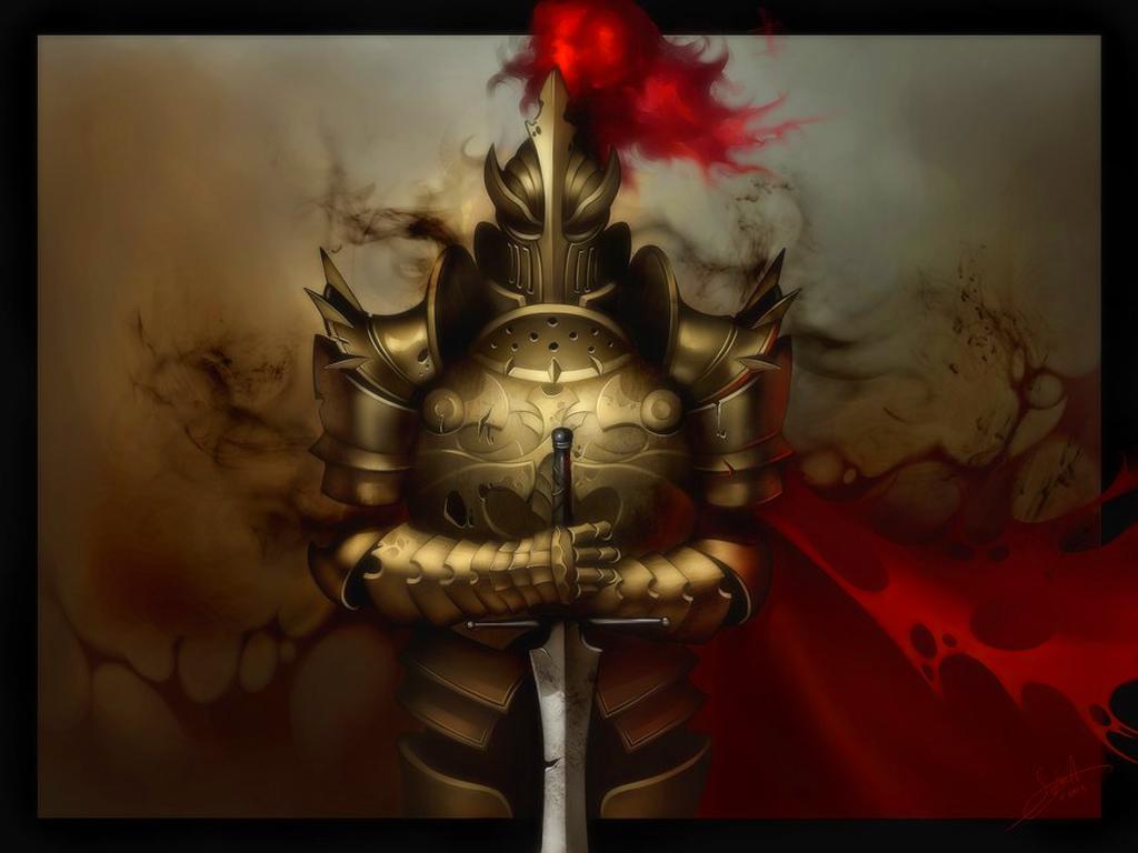 рыцарь с двуручным мечом, фото, обои на рабочий стол, knight wallpaper