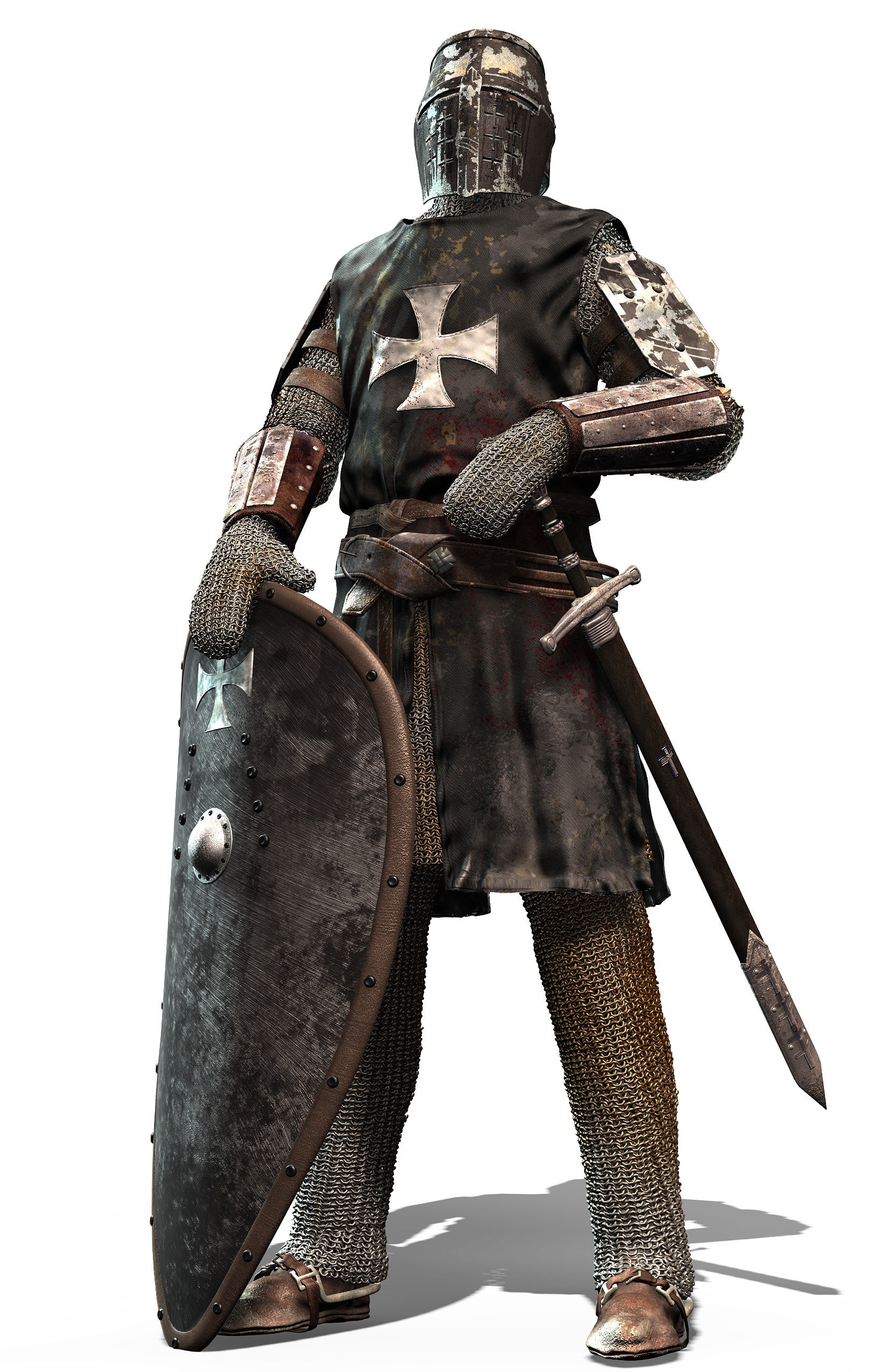 рыцарь крестоносец, скачать клипарт, фото, knight