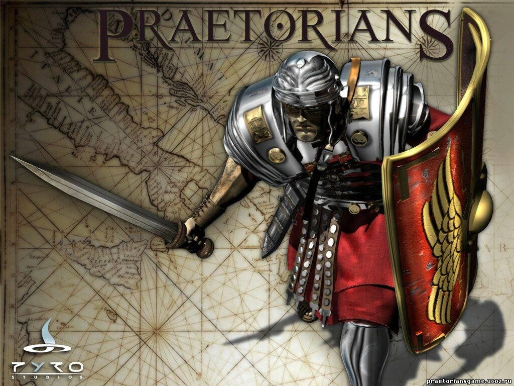 game, praetorians, скачать фото, обои для рабочего стола
