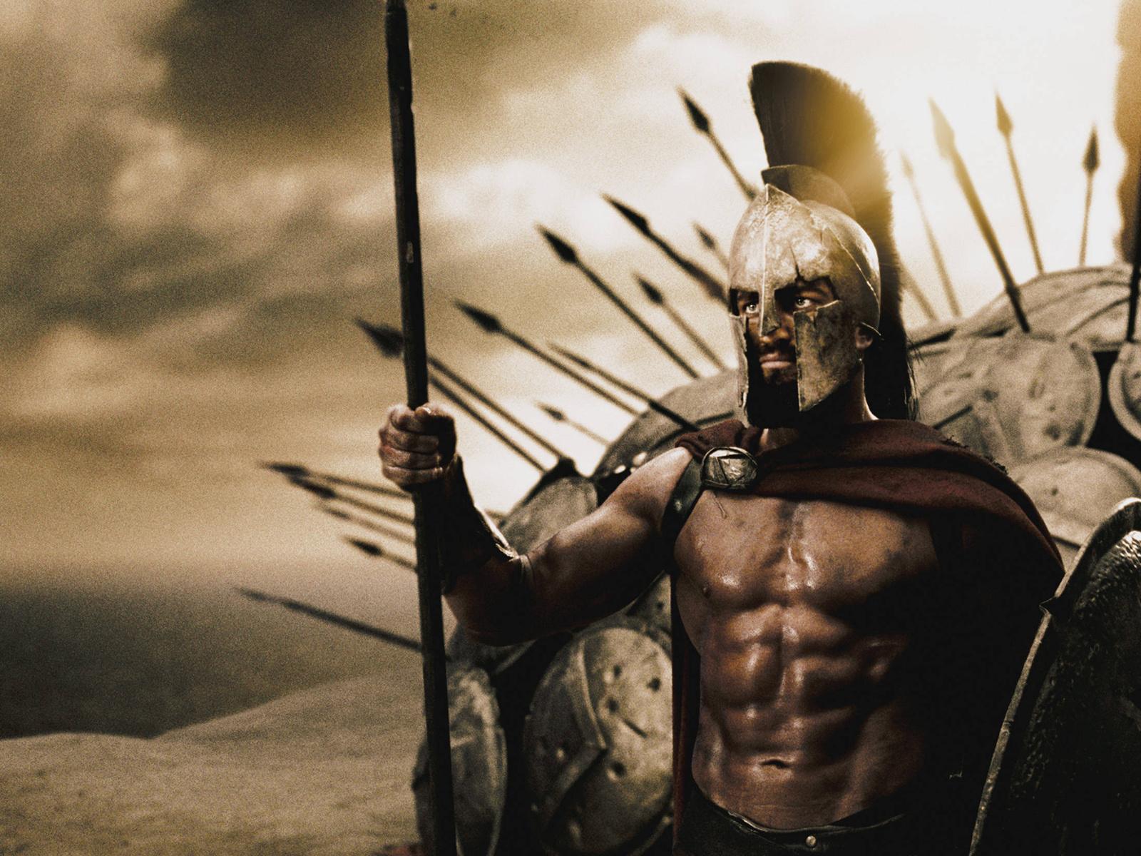 Скачать фото в высоком разрешении: 300 спартанцев, фото, обои для ...