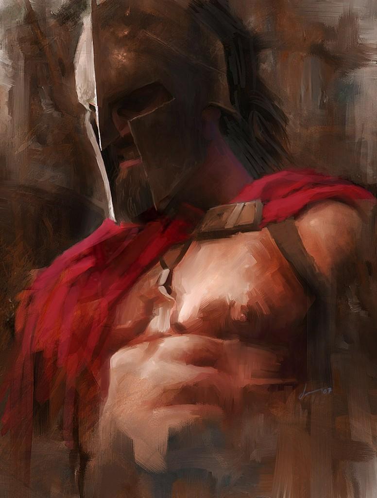 СПАРТА, царь Леонидос, скачать фото, обои для рабочего стола, Leonidos
