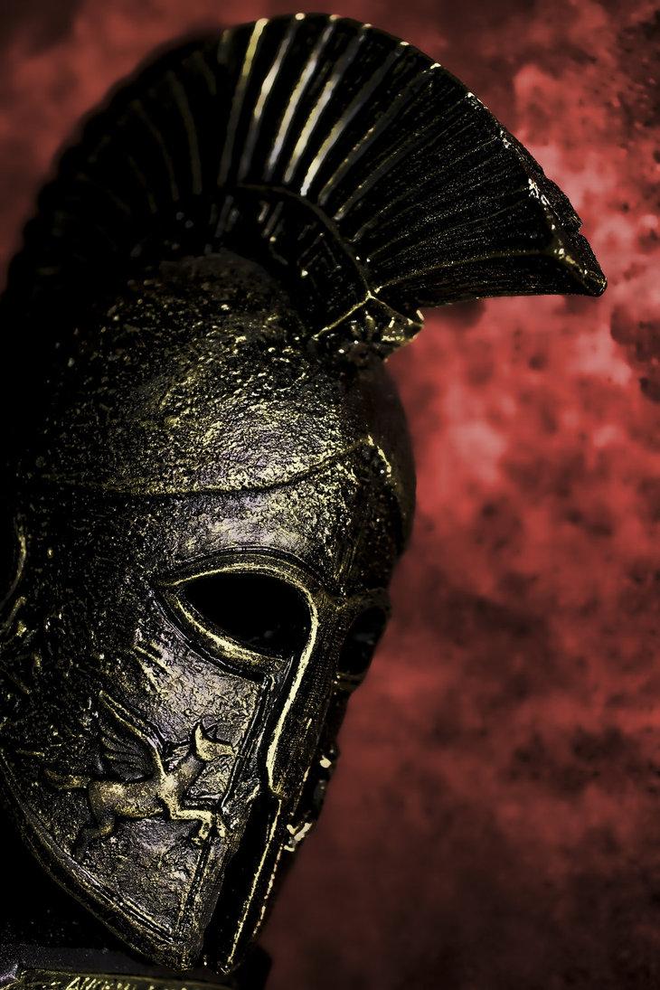 Спарта, шлем, доспехи, спартанец