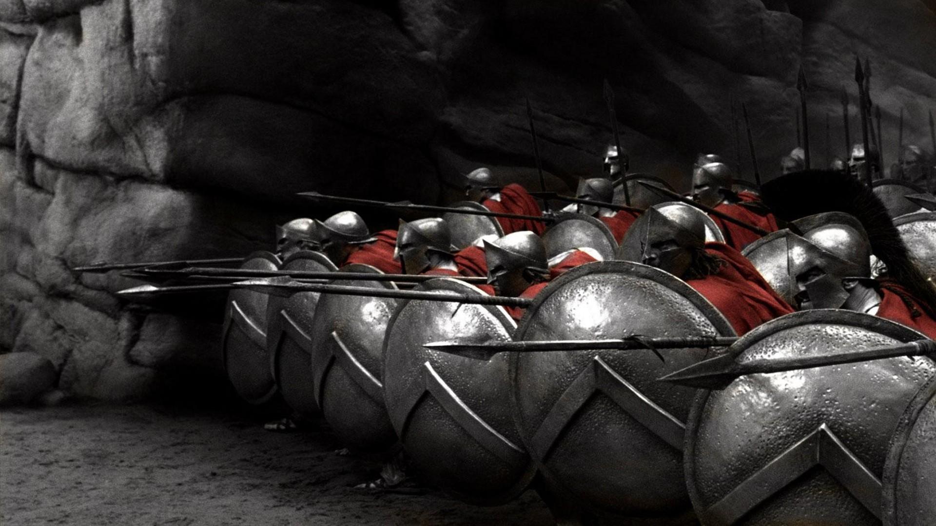 300 спартанцев, фото, скачать обои для рабочего стола