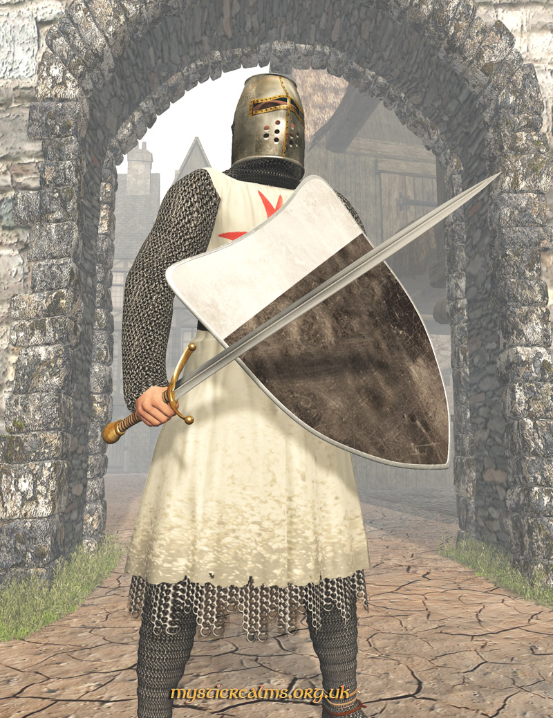 воин тамплиер, рыцарь, скачать фото, knight templar