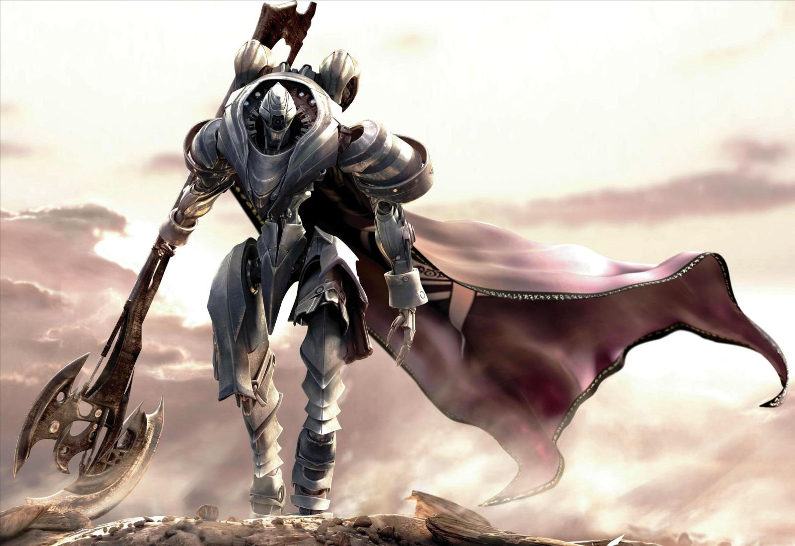 Фантастический рыцарь, скачать фото, обои для рабочего стола, fantasy knight