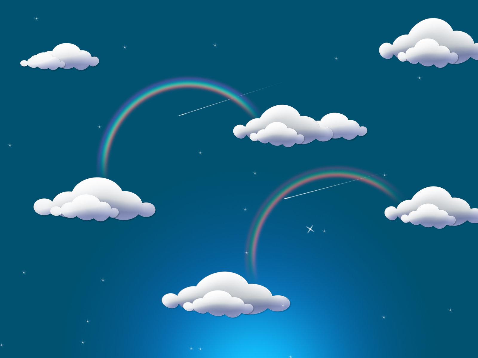 небо, облака, фото, рисунок, обои для рабочего стола