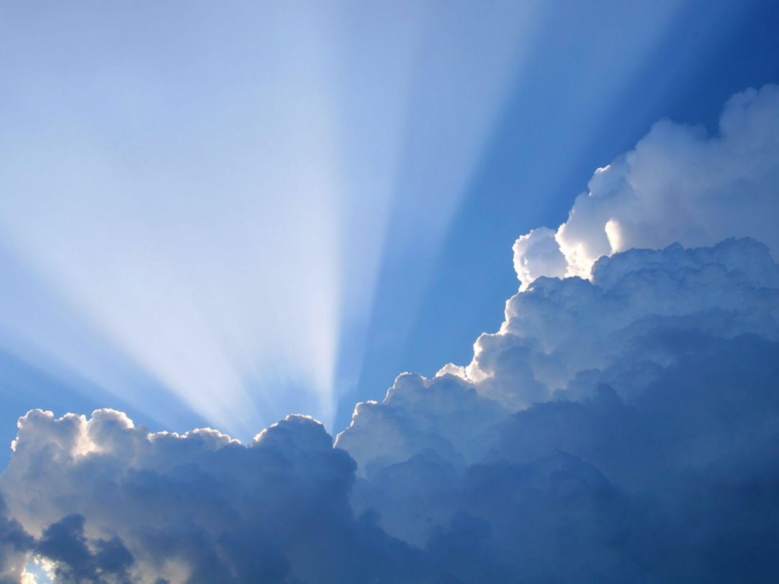 облако, свет, небо, обои на рабочий стол