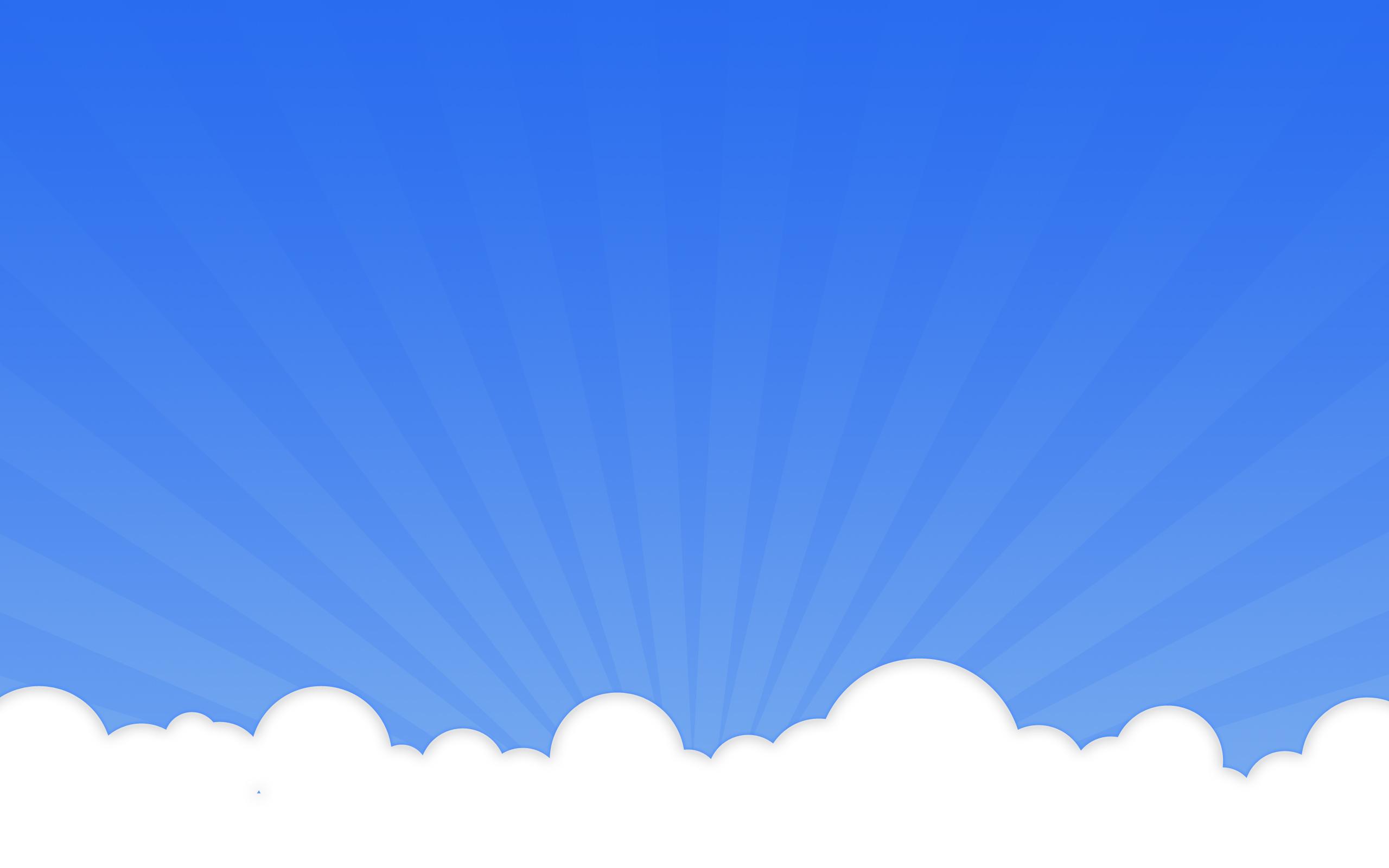 blue sky, wallpaper, clouds, скачать обои для рабочего стола, небо
