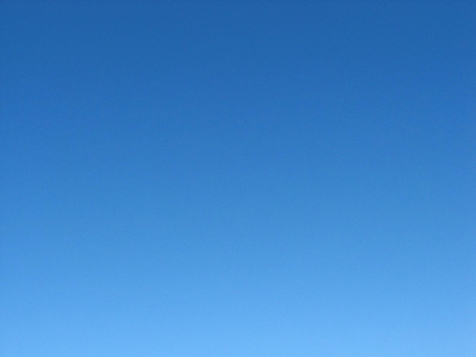 синее ясное небо, текстура, скачать фото
