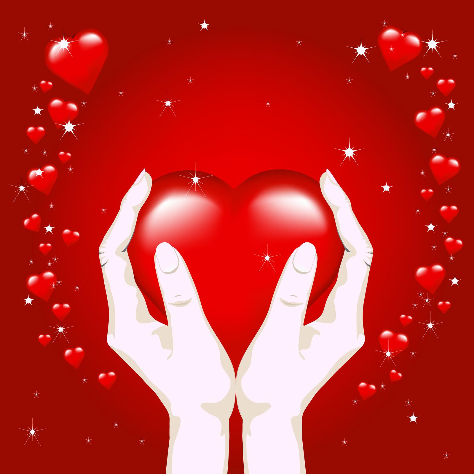 Ты детские сердца в руках своих держи
