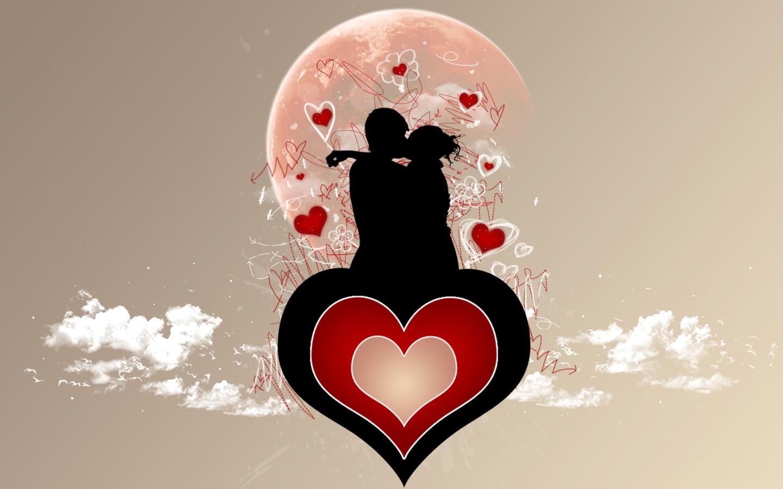 Любовь, скачать, фото, рисунок, LOVE wallpaper