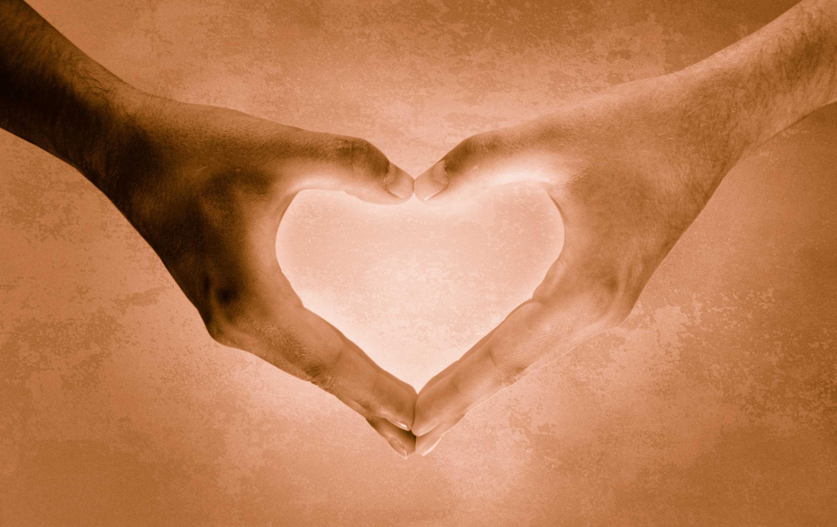 сердце из рук, фото, hands heart
