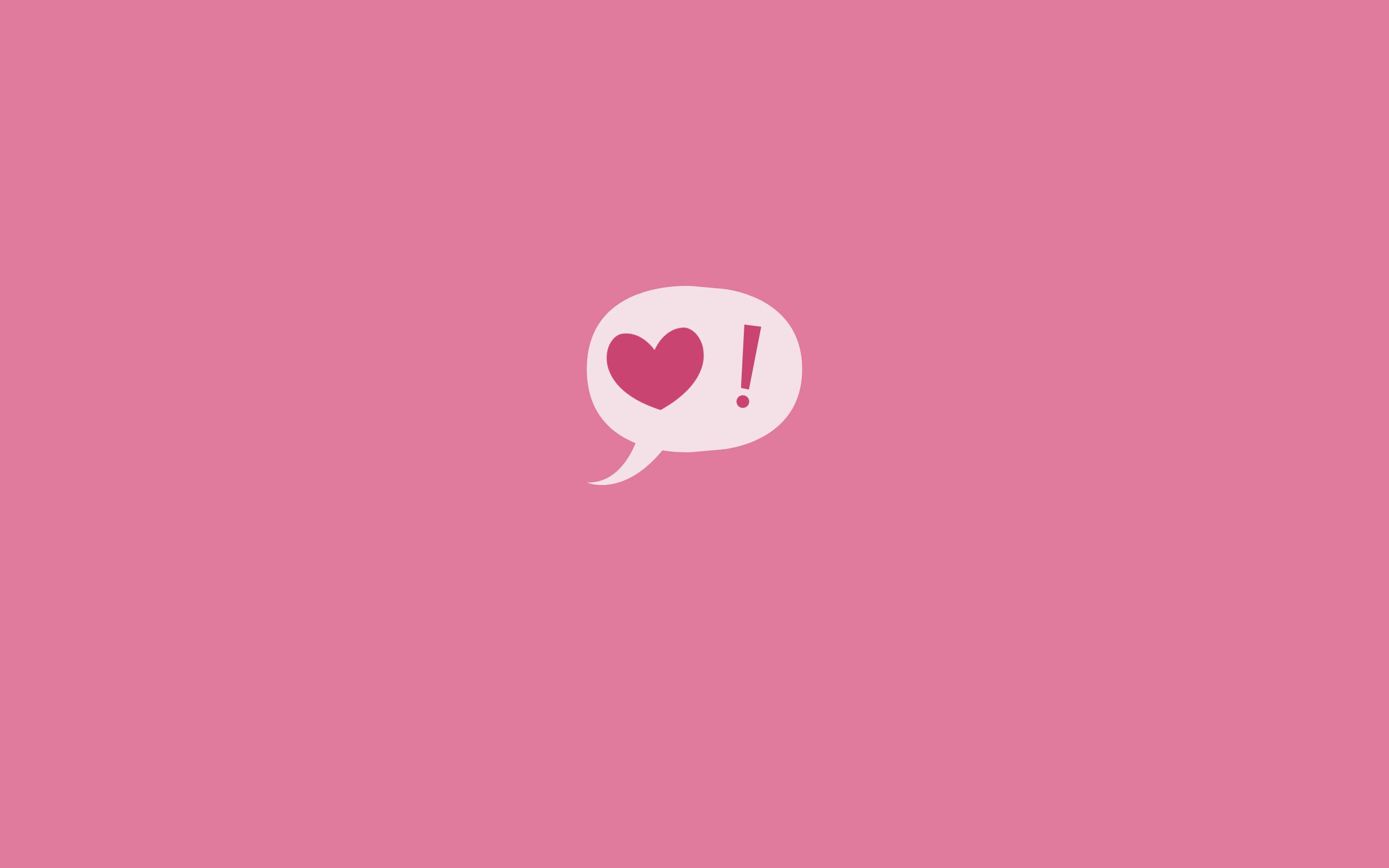 розовое сердце, скачать фото, обои, heart wallpaper