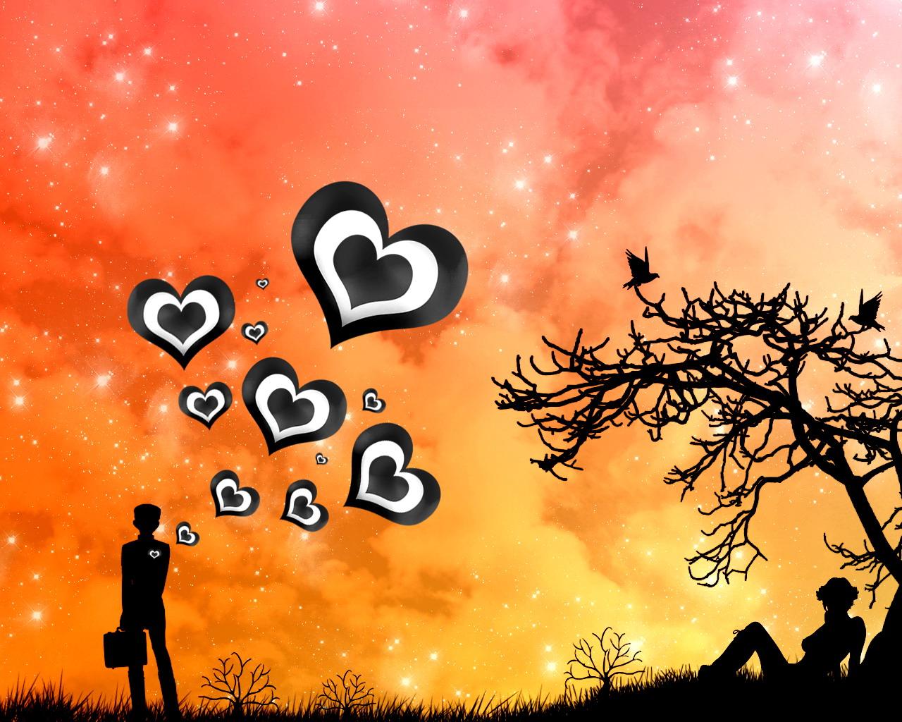 Love, wallpaper, скачать обои для рабочего стола, любовь