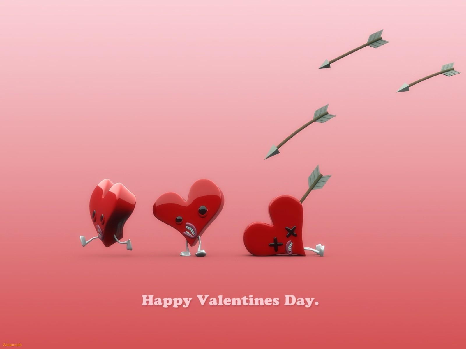 День святого Валентина, скачать фото, обои для рабочего стола, hearts, wallpaper