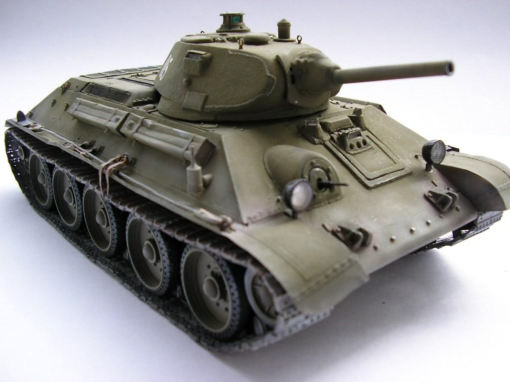 Т-34, скачать фото, обои на рабочий стол, танк