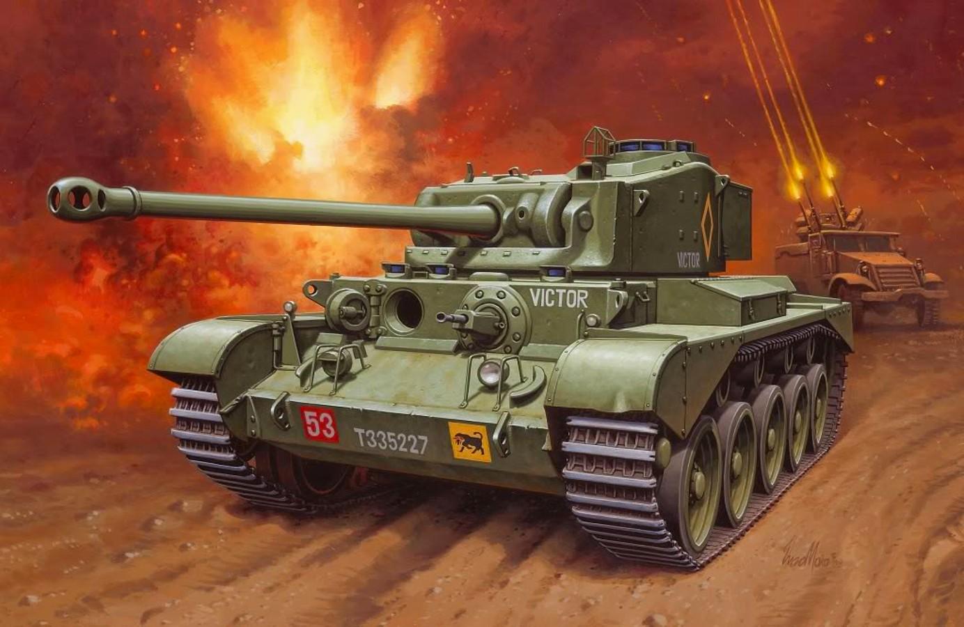 Танк в бою, скачать фото, обои для рабочего стола, танки
