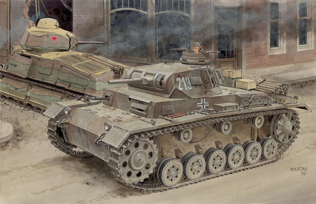 немецкий легкий танк, скачать фото, обои на рабочий стол