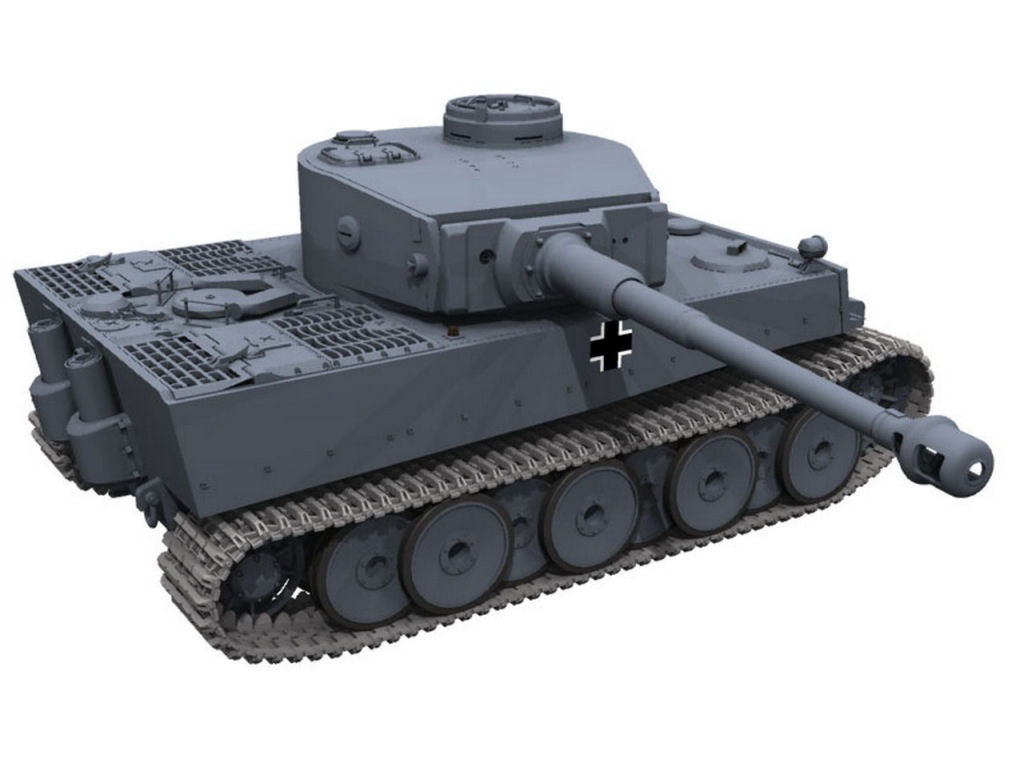 тяжелый немецкий танк, тигр, скачать клипарт, фото