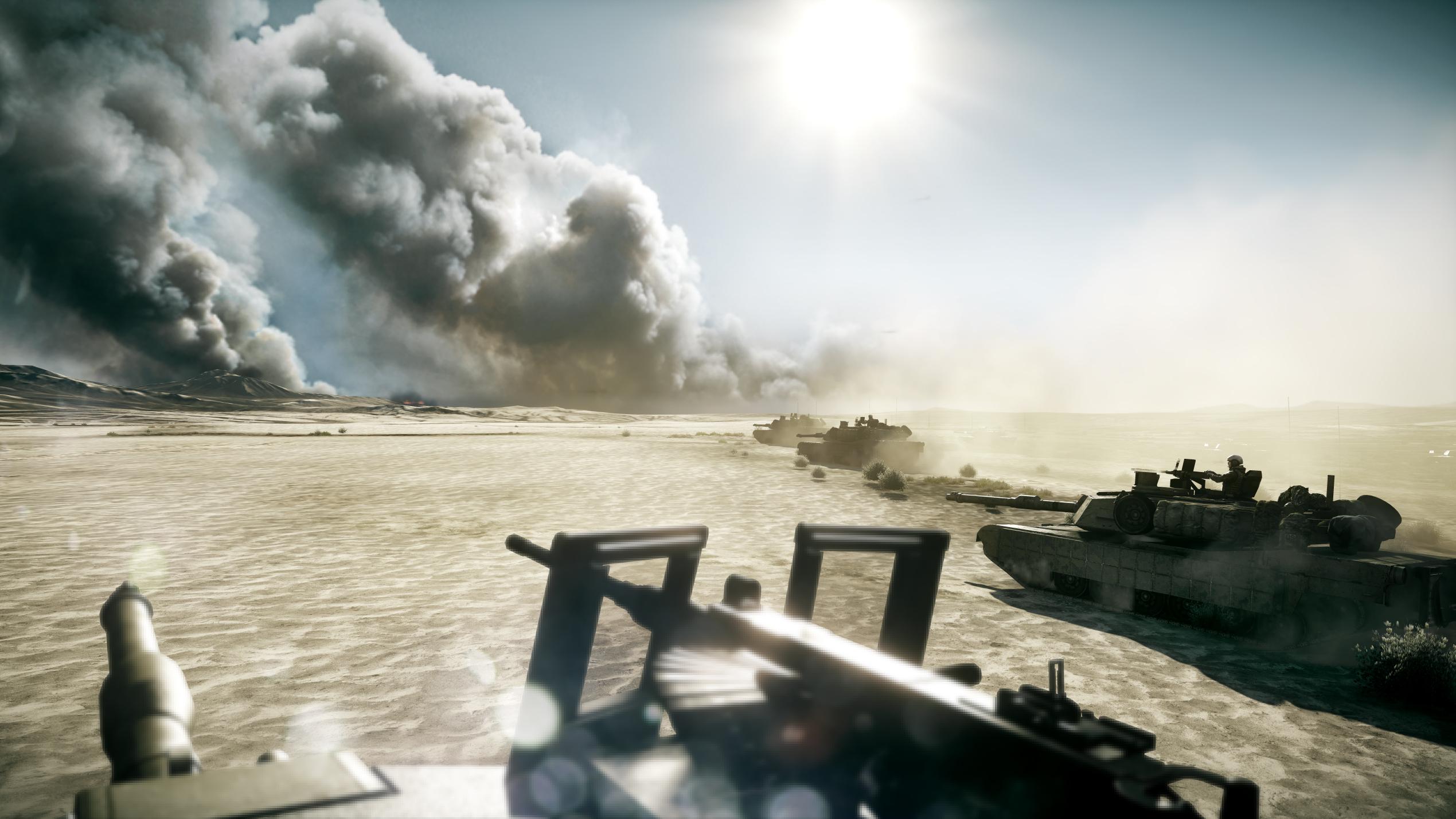 танки в бою, скачать фото, обои