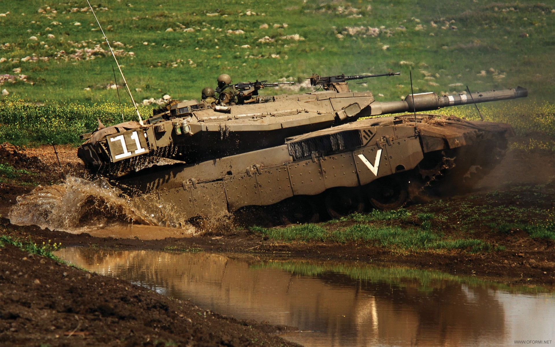 танки грязи не бояться, скачать фото, для рабочего стола