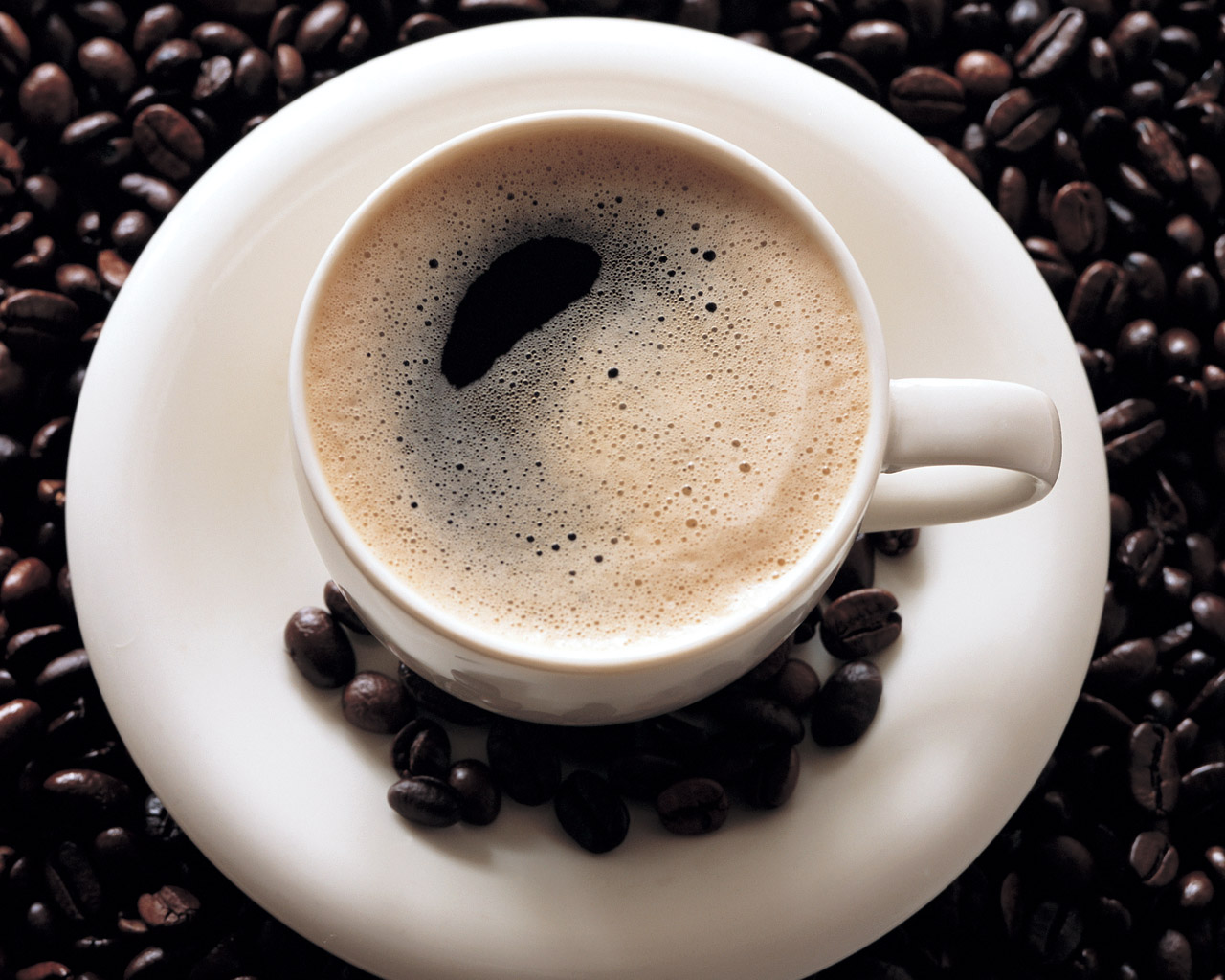 черный кофе, скачать фото, обои для рабочего стола, coffee wallpaper, бесплатно