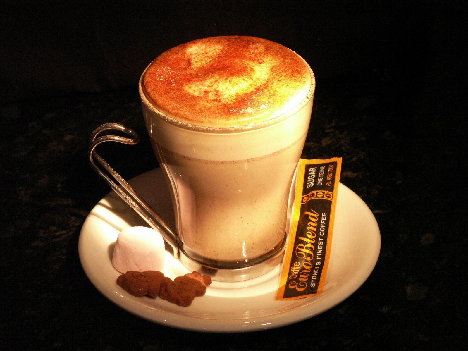 coffe wallpaper, стакан кофе на черном фоне, скачать фото