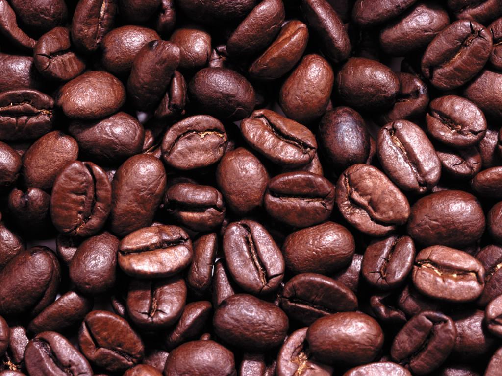 кофейные зерна, скачать фото, обои для рабочего стола