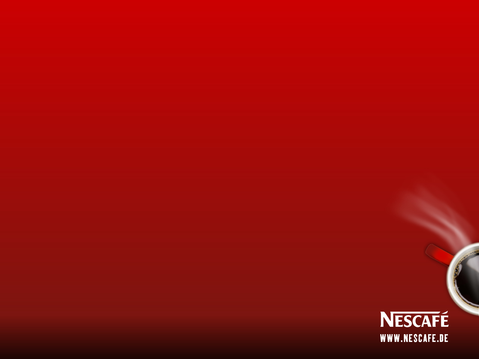 red wallpaper, скачать обои для рабочего стола, Nescafe, coffee, кофе