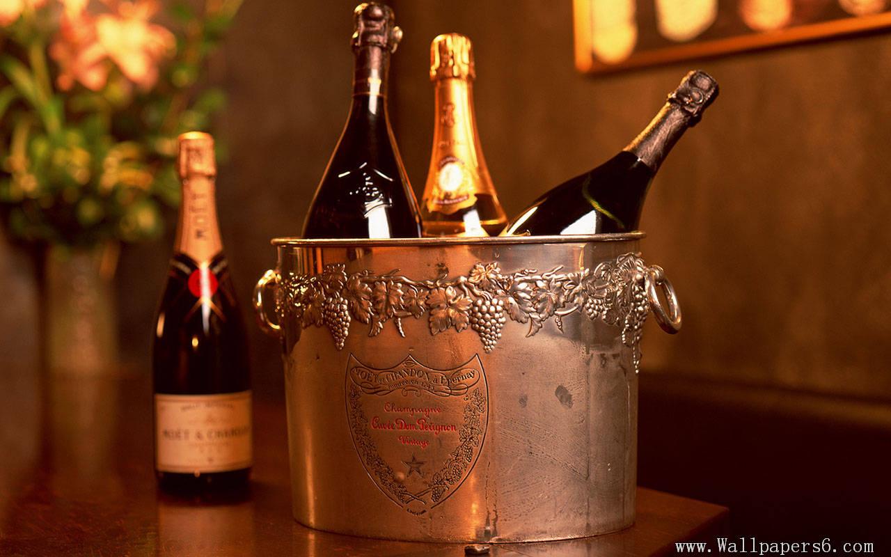 вина, бутылки, скачать фото, обои для рабочего стола