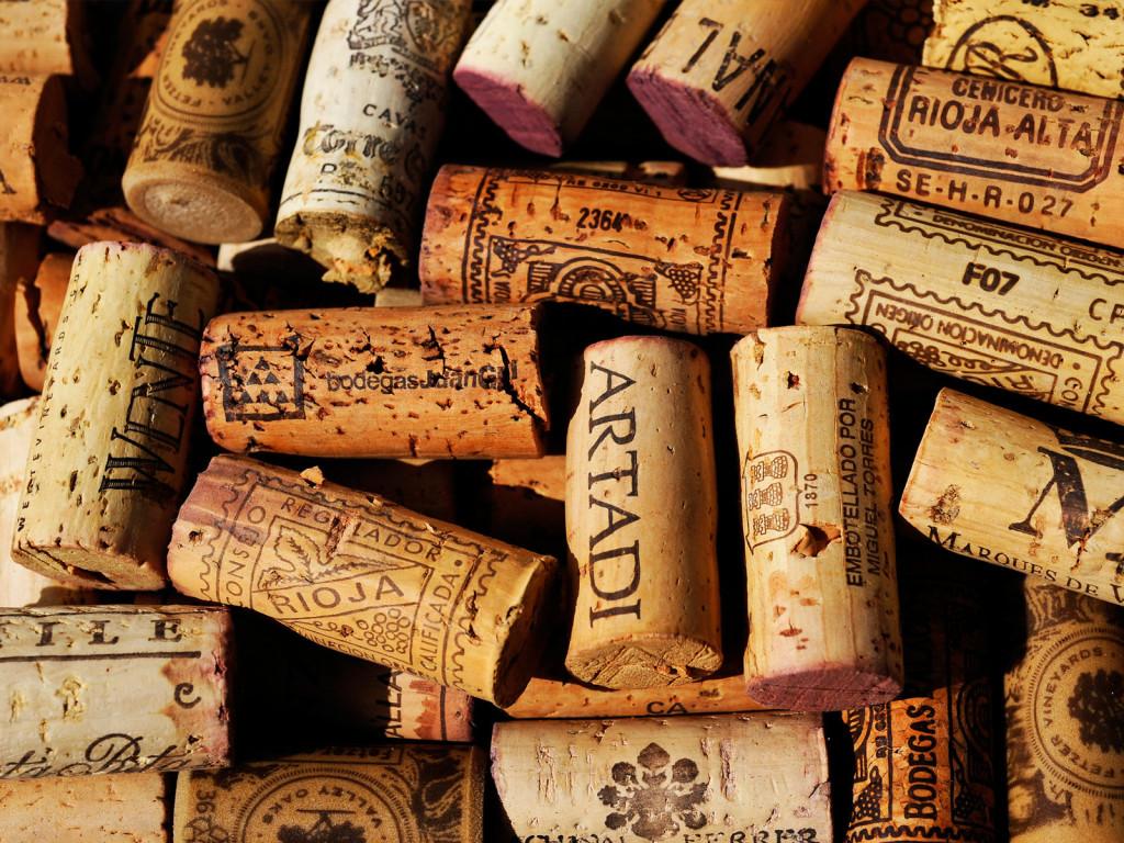 пробки для бутылок с вином, скачать фото, обои для рабочего стола