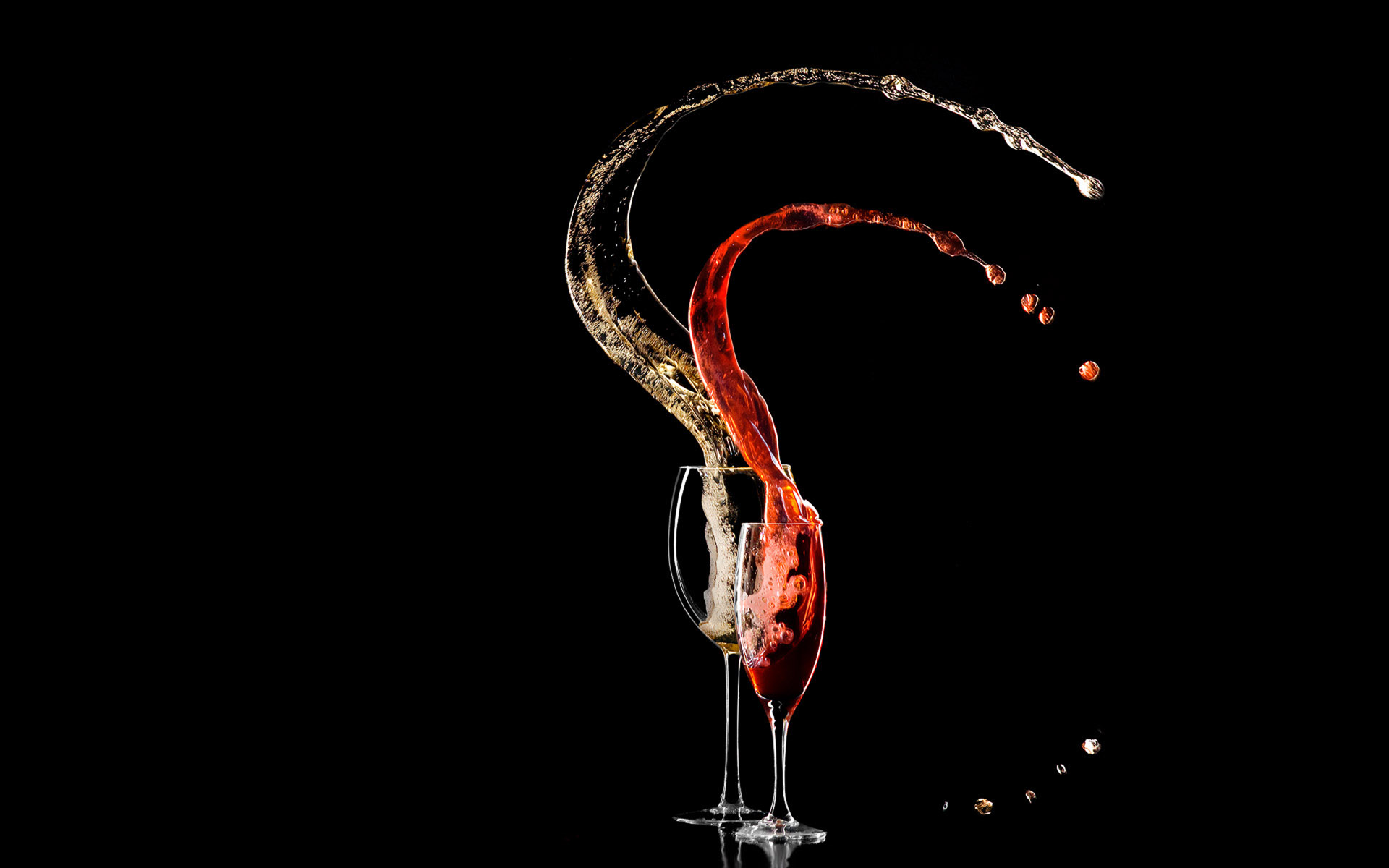 брызги вина, скачать фото, обои для рабочего стола
