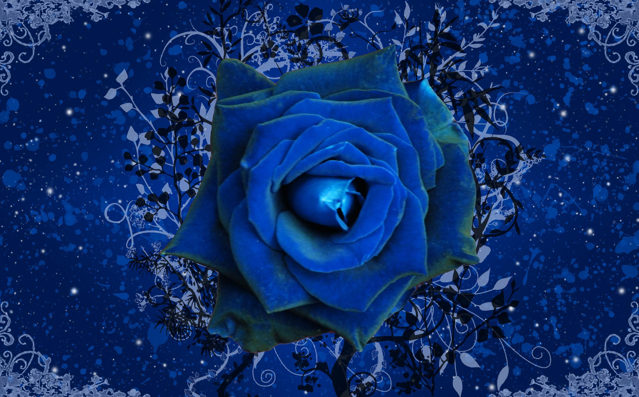 Картинки синие звезды - ac0f2