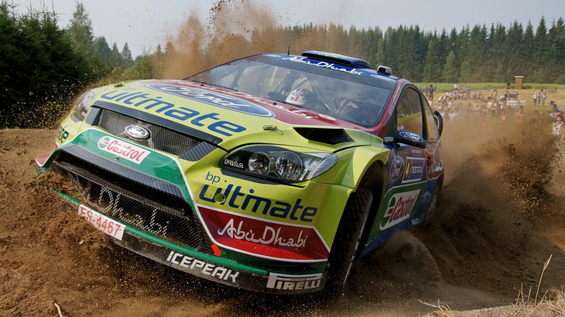 rally car, wallpaper, скачать фото, ралли машина